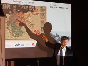Bernhard Thiessen Presenting on July 24, 2019