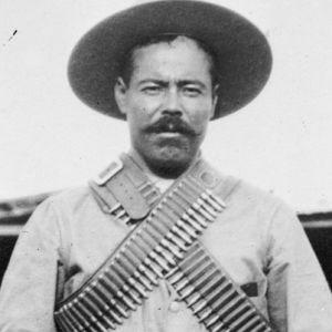The famous General Pancho Villa