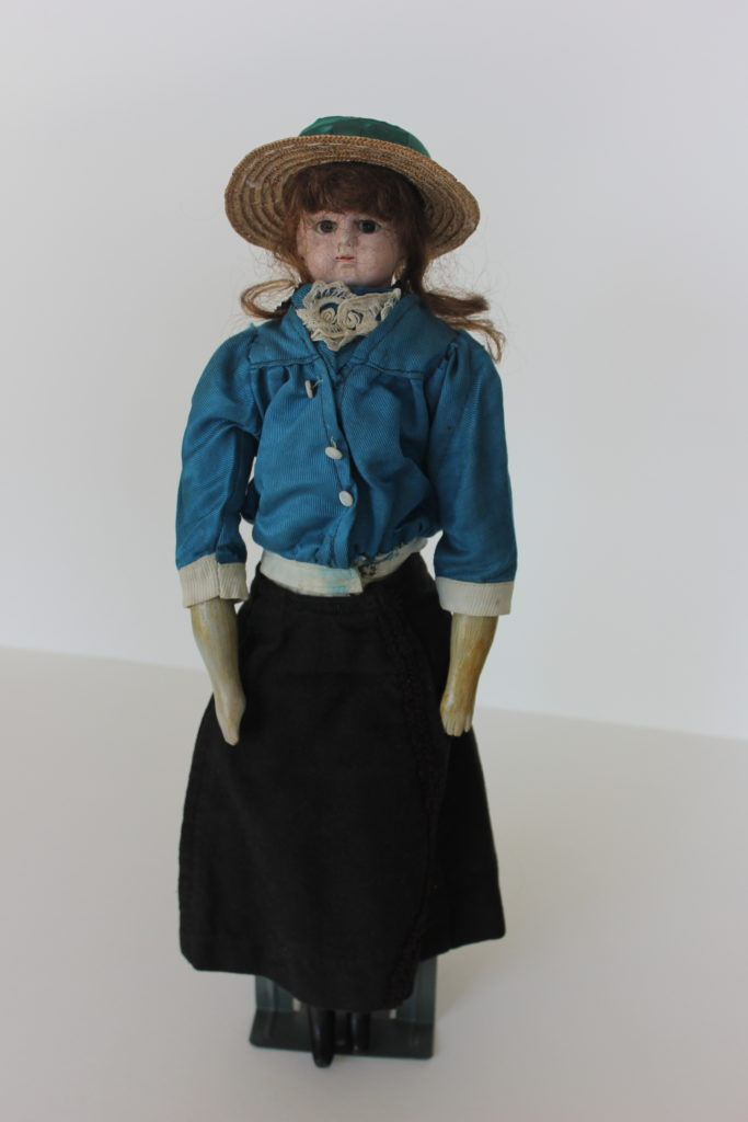 Doll from Johannes Dyck's Collection